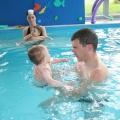Plávanie pod vodou 1