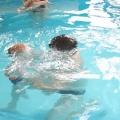 Plávanie pod vodou 0