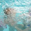Plávanie pod vodou 2
