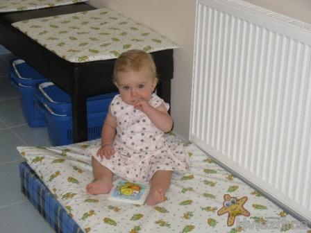 priestor pre malé deti v dámskej šatni 1