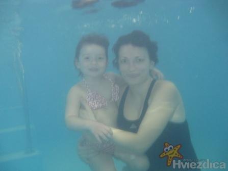 Plávanie pod vodou 28