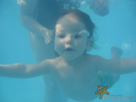 Plávanie pod vodou 13