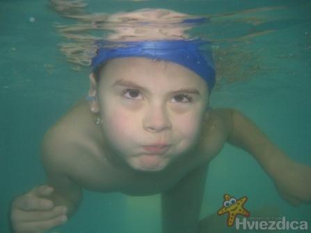Plávanie pod vodou 8
